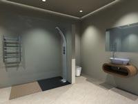 Víz újrahasznosító zuhany 1